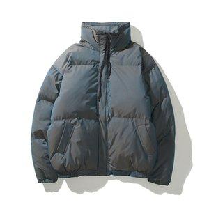 New Men Casl Down Jacket Down Casacos Mens Ao Ar Livre Cabelo Quente Homem de Inverno Casaco Outwear Street Street Essential Parkas # 689111100000