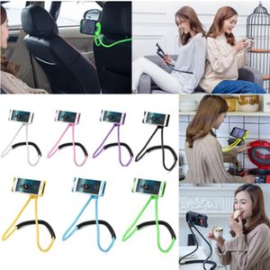 cell phone mounts Neck Phone Stands Necklace Cellphone Support Bracket for Samsung Universal Holder for iphone