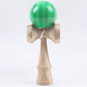 Eğlenceli kendama ahşap oyuncak profesyonel kendama yetenekli hokkabazlık topu çocuk eğitimi geleneksel oyun oyuncak çocuk hediye
