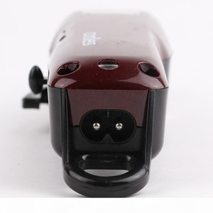 8148 السحر الأحمر الكهربائية قص الشعر الشعر المتقلب أدوات القطع آلة اللحية حلاقة للرجال نمط المهنية القاطع لاسلكي محمول