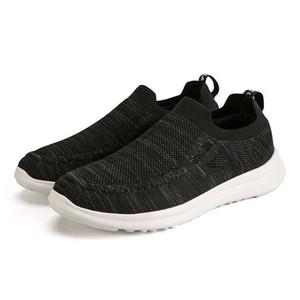 2021 Moda cómoda suave suave zapatos para hombre calcetines de verano zapatos palomitas de maíz deportes ocasionales para hombre zapatos de jogging