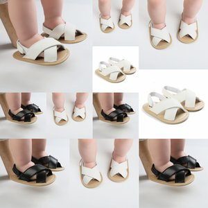 Top arrival Top Top 2020 Rome Style Leather Baby Boys Sandals Topborn Casual Hollow Sandals Shoes Soft Sole Breathable Toddler Footwear