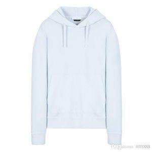 19FW 62820 HOODED SWEATSHIRT TOPST0NEY Men Women Hooded Sweatshirts Fashion Hoodies HFLSWY353