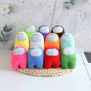 Peluş Oyuncaklar 10 cm Yeni Oyun Bebek Arasında Peluş Oyuncak 13 Renkler Peluş Sevimli Bebekler Dolması Oyuncaklar GWB4399