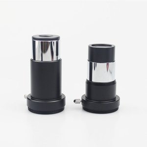 "Fully Multi Coated Metal M42x0.75 Thread Astronomy Monocular Binoculars Telescope Eyepiece 1.25"" 2x 3x Barlow Lens"