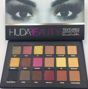 Rose gold Makeup palette Cosmetics pemastered Eyeshadow Palette Eye Makeup kit Eye cosmetics for girl teens 18 color