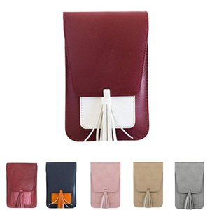 New Multi-function Small Flap Bags Women Lady Girl Fashion Shoulder Bag Universal Outdoor Phone Bag Drop Shipping