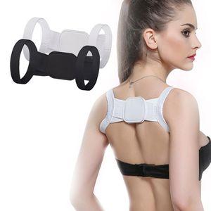 Posture Corrector Back Support Shoulder Belt Rectify Straighten Correction Men Women Adult Children HealthCare Dropship DHA461