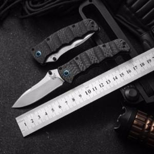 benchmade 484S-1 bm484 M390 blade carbon fiber AXIS tactical self defense folding edc pocket knife camping knife hunting knives