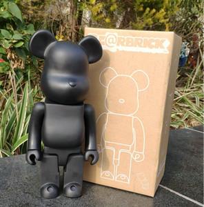 Garoto urso tijolo brinquedo presente 400% urso violento Modelo Modelo de alta qualidade mobiliário artigos boneca