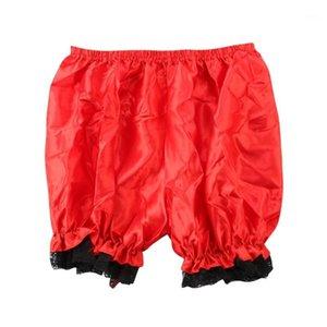 여성 Lolita Bloomers 레이스 호박 껍질 반바지 팬티 팬츠 Sifty Shorts Pants1