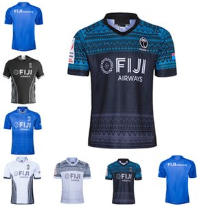 2020 2021 Fiji Home and Away Rugby Jerseys Singlet League League Camisa Fiji 7s 2019 2020 2021 Rugby Shirt Plus Size S-5XL