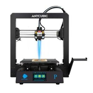 Anycubic Mega Pro 3D الطباعة بالليزر النقش بالليزر 2 في 1 إطار معدني ثلاثي الأبعاد طابعة ميجا S ترقية المزدوج والعتاد الطارد impresora