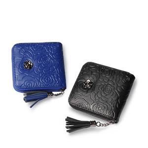 HBP 9 الأزياء زهرة كوين الحقيبة الكلاسيكية المرأة سيدة عملة محفظة مفتاح محفظة أطفال مصغرة محافظ