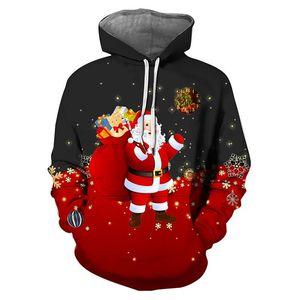 Cute Casual Hip Hop New Fashion 3D Sweatshirt Christmas Hoodies Autumn boys Men girl women Harajuku Comfortable