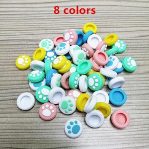 Claw Controller Rubber Silicone Cap Thumbstick Analog Cover Case Skin Joystick Grip Thumb Stick For Switch Lite Free Shipping