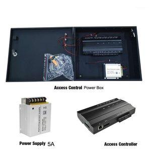 1 Porta 2 Porta 4 Access Control Board 5A Pannello del pannello di controllo Access Kit 5A1 System1