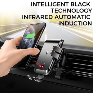 Car Phone Holder Stand Air Vent Mount Stand Strong Sucker Dashboard Mount Universal Support For Phone in Car Phone Accessories