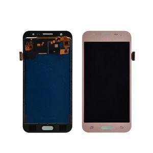 100% Samsung J500 J530 2015 için Test Edilen Ekran Dokunmatik Ekran Telefon Değiştirme ile LCD Ekran Digitizer