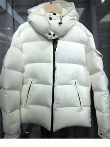 Mens Winter Jacket Coat Windbreaker White duck down Thick Warm Hooded High Quality parka puffer jacket Casual Fashion north Winter Jacket 66