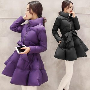 2021 New Fashion winter coat women warm outwear Padded cotton Jacket coat Womens Clothing High Quality parkas manteau femme R853