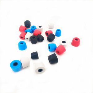 TRN 3Pairs (6pcs) (S M L ) Foam tips earphone memory cotton earplugs Chronic rebound earplugss PU Foam sponge earphone Eartips
