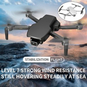 L108 Brushless Folding Drone 5g Ultra-clear 4k Aerial Photography Drone Gps Rc Aircraft With L108_gps_5g_4k Storage Bag#G30 201221