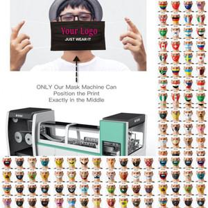 2021 Nuovo Logo personalizzato Maschere Face Baskers Fashion Designers Adulti Bambini Anti Polvere Tra gli Stati Uniti Maschera da festa Lavabile Reusable Comfort Maschera unisex