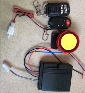 Мотоцикл Moto Bike IC Card Alarm Anduction Security Lock Immobilizer Processor Простая установка Anti Cobly Inference The Free Доставка