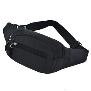 Money Belt Men Purse Oxford Sport Fitness Waist Packs Newest Style Leisure Waist Bag Women Belt Bag Men Fanny Pack