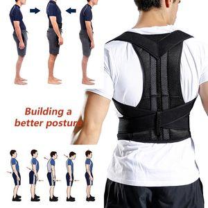 Waist Corrector Adjustable Adult Corest Correction Belt Trainer Shoulder Lumbar Brace Spine Support Belt Vest
