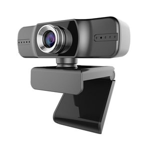 1080P HD Webcam USB HD PC Camera with Dual Microphone MIC for Skype for Android TV Computer Camera USB Web Cam
