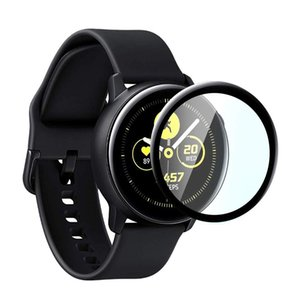 Glass For Samsung Galaxy Watch Active 2 44mm 40mm 46mm 42mm 3 45mm-41mm Gear S3 Frontier s2 sport 3d Hd Film Screen Protector sqctag