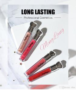 Menglang Matte Lip Gloss Sexy Rouge à lèvres Nu Lèvres Lèvres Limace Lipstick Limstick Long Etanche Longure durable Maquillage Idea Maquillage