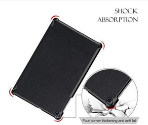 Leather Wallet Pu Pc Tablet Case For Samsung T580 S5e T510 T720 S6 T8 qyljMR loveshop01