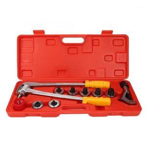 Tubo manual Flaring Expander ferramenta hidráulico cabeças de cobre tube Swing Kit Flaring Ferramenta1