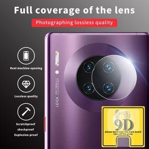 Камера для прозрачного Huawe Mate сзади 30 9D линза защитника закаленного стекла