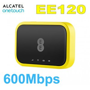 Разблокированный ALCATEL EE120 EE70 CAT12 600MBPS 4300MAH 4G LTE Mobile Wi-Fi Moder Modem