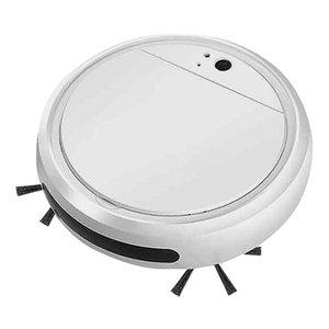 التلقائي جي روبوت مصغرة المنزل المحمولة مكنسة كهربائية مكنسة كهربائية مصباح الأشعة فوق البنفسجية 4 في 1