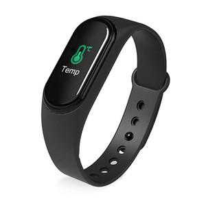 100% Brand New High Quality Running Pedometer Bracelet Pedometer Calorie Digital Counter Walking Wristband Smart Bracelet