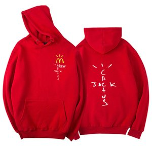 High quality Trendy letter Jack new design autumn winter Travis Scott warm jacket for men and women