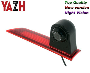 YAZH Car Brake Light Rear View Reverse Back Up Parking Camera for Ford Transit Custom 2012~2016 HD night vision waterproof