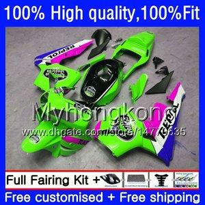 Injection OEM For HONDA CBR600RR CBR 600 CC 600F5 600CC 05-06 48HM.290 CBR600 New green RR F5 05 06 CBR 600RR CBR600F5 2005 2006 Fairing