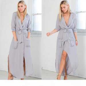 Long sleeved plus size dresses women clothing fashion sexy maxi black dress for womens retro casual dresses women clothes loose ladies dress