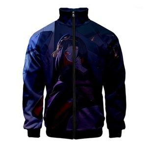 Eternal City 3D Zipper Jackets Новая Горячая распродажа Прохладный Пальто Визуальный удар Отон 4XL PLUS1