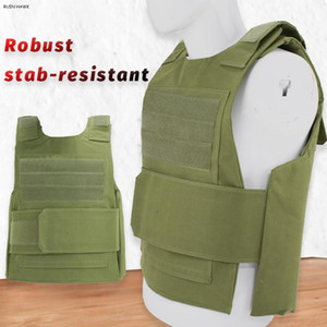 Tactical Vest Men Hunting Vest Plate Gear Paintball Game Body Armor 4 Colors