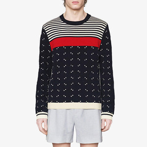 19fw fabriqué en Italie Pull de mode pour hommes hiver sweat à capuche sweats jogger sweatshirts pull-overs lettres pulls Lettres Streetwear Jumper Vêtements