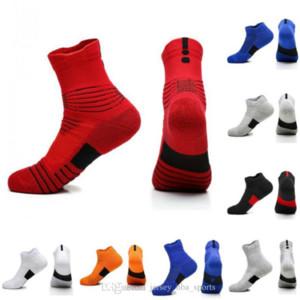 21 Calcetines de carrera de alta calidad Calcetín de tobillo Hombres Calcetines de baloncesto profesional Transpirable Bicicletas Calcetines al aire libre Ciclismo Medias de ciclismo M265Y