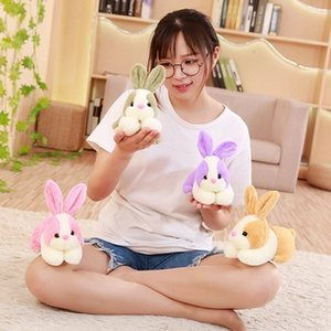 20CM cute soft rabbit plush animal Easter bunny custom toy for children birthday gift
