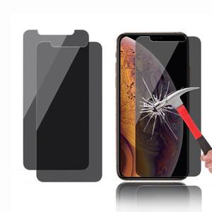 Retail Privacy Anti-Peeping Anti-Spy 2.5D закаленное стекло для iPhone 12 Mini Pro Max Protector для iPhone 12Pro Max